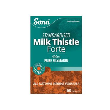 MILK THISTLE FORT 60'S
