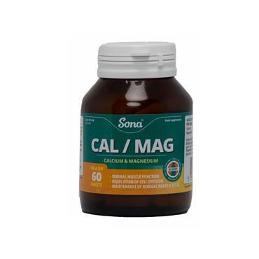 CALCIUM / MAGNESIUM 1 A DAY 60'S
