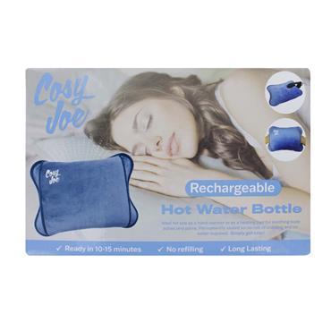 COZY JOE ELECTRIC HOT BOTTLE BLUE