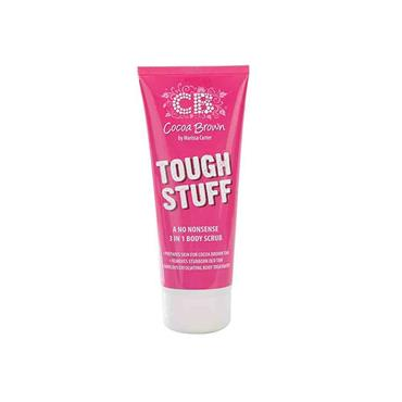 COCOA BROWN TOUGH STUFF EXFOLIATOR