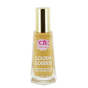 CB GOLDEN GODDESS DRY BODY OIL