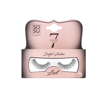 SO SU 7 DEADLY SINS SINFUL LASHES LUST