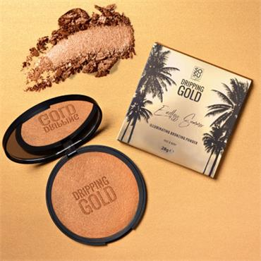 DRIPPING GOLD BRONZING POWDER