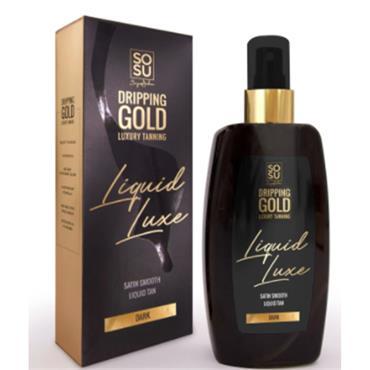 DRIPPING GOLD LIQUID LUXE DARK