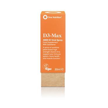 D3 MAX 30ML ORAL SPRAY