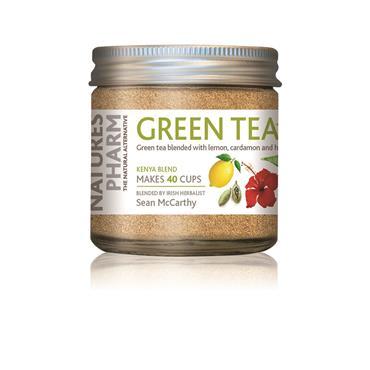 GREEN TEA WITH LEMON 25G