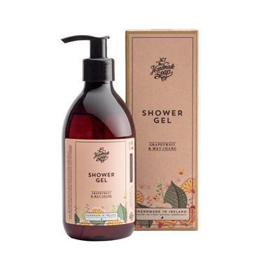 THE HANDMADE SOAP CO. GRAPEFRUIT & MAY CHANG SHOWER GEL