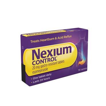 NEXIUM CONTROL 14 S