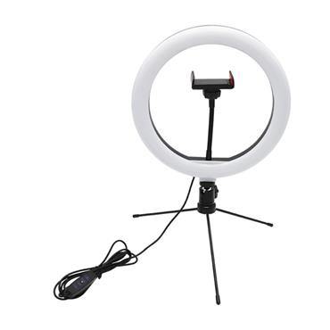 CONTENT CREATOR 26CM LED RING LIGHT & TRIPOD