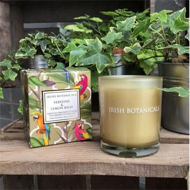 VERVEINE & LEMON BALM CANDLE