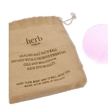 HERB DUBLIN SANDALWOOD BATH BALL