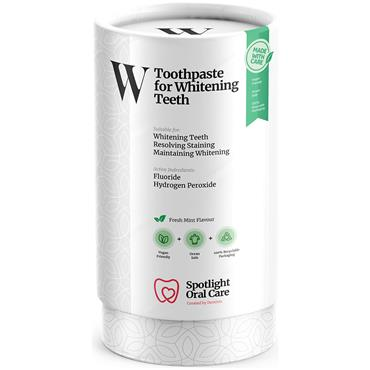 SPOTLIGHT WHITENING TOOTHPASTE