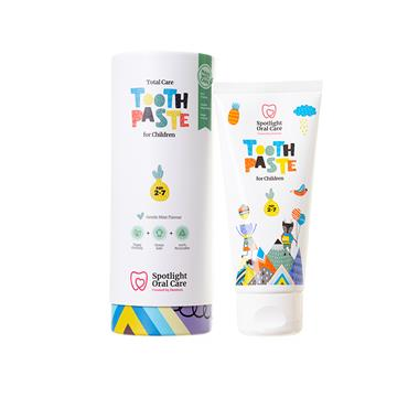 KIDS TOTAL CARE TOOTHPASTE
