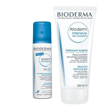 ATODERM ANTI ITCH ROUTINE
