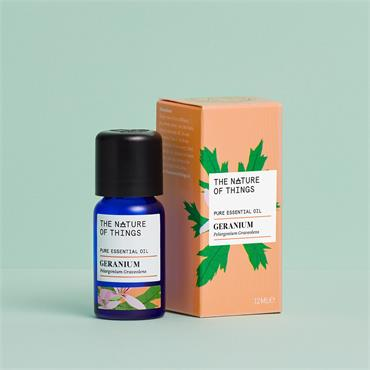 GERANIUM ESSENTIAL OIL 12ML