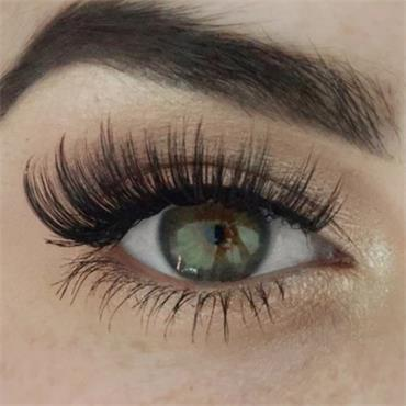 FAUX MINK STRIP LASHES - AOIBH