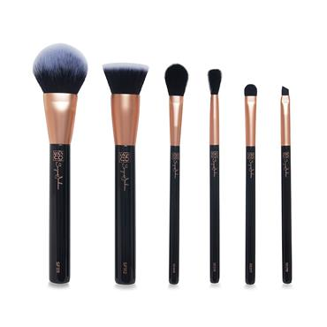 LUXURY SIX PIECE BRUSH COLLECTION