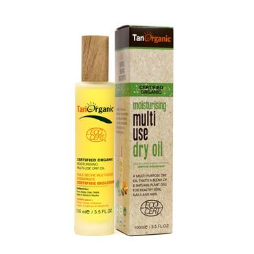 TAN ORGANIC MULTI USE DRY OIL