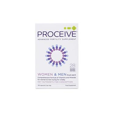 ADVANCED FERTILITY SUPPLEMENT WOMEN & MEN 120'S