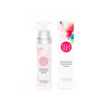 ELLA & JO HYDRATING HYALURONIC SERUM