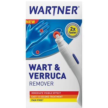 WARTNER WART + VERRUCA REMOVER