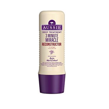 AUSSIE 3 MIN MIRACLE RECONSTUCTOR CONDITIONER 250ML