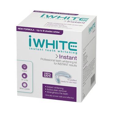 I WHITE INSTANT TEETH WHITENING