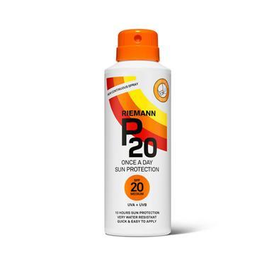 P20 SPF 20 CONTINIOUS SPRAY 150ML
