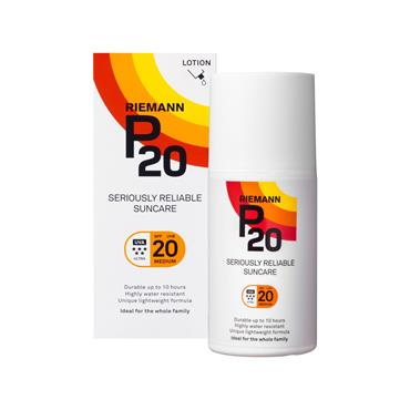 P20 SPF 20 LOTION 200ML