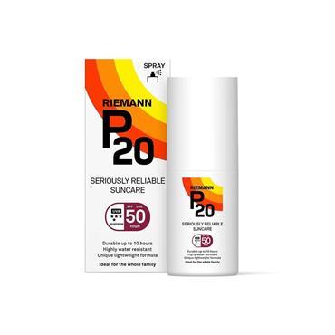 P20 SPF 50 SPRAY 100ML
