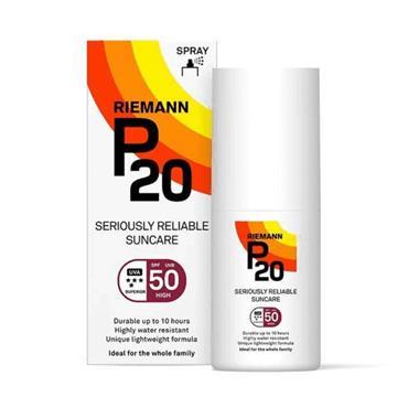P20 SPF50 SPRAY 40ML