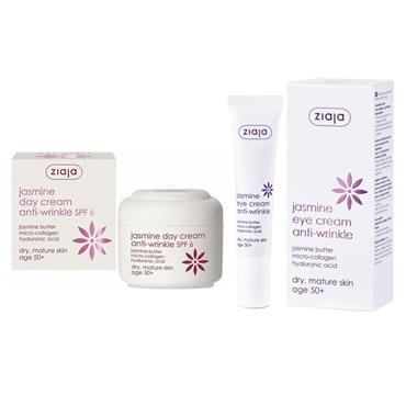 JASMIN DAY CREAM & EYE CREAM FREE