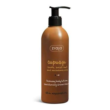 CUPUACU BRONZING BODY LOTION 300ML