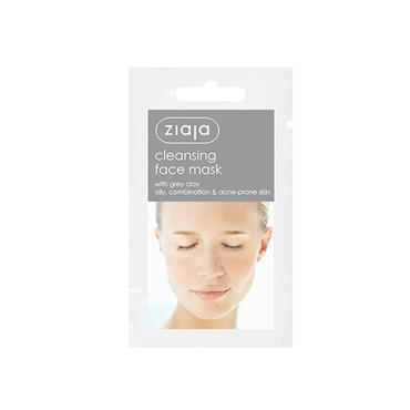 ZIAJA CLEANSING FACE MASK GREY CLAY