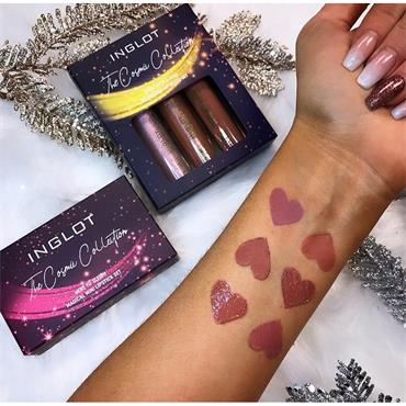 Inglot THE COSMIC COLLLECTION GLOSS SET