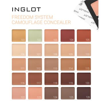 Freedom System Camouflage Concealers