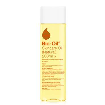 BIO OIL NATURAL OIL 200ML