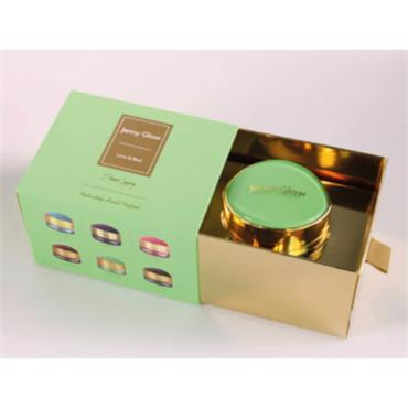 JENNY GLOW LIME AND BASIL HAND AND BODY CREAM