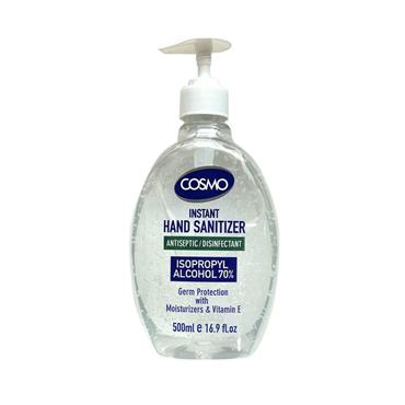 COSMO HAND SANITIZER 500ML