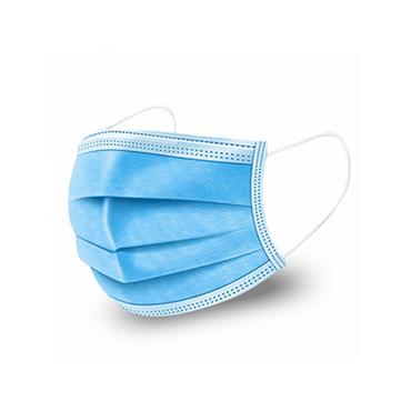 FLAT FACE MASK 3 PLY 50 PACK