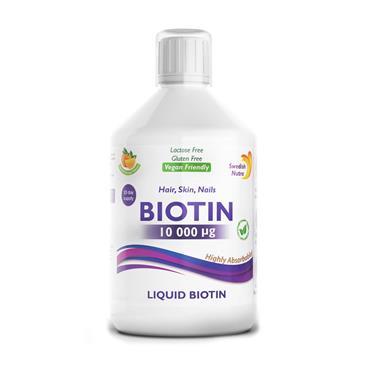 LIQUID BIOTIN 10 000MG 500ML