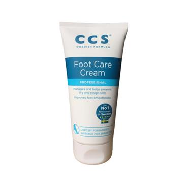 CCS FOOT CARE CREAM 175ML