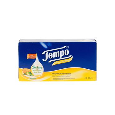 TEMPO TISSUES SOFT & SENSITIVE