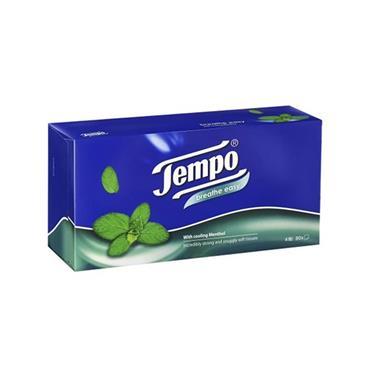 TEMPO TISSUES BREATH EASY