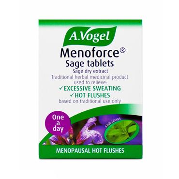 MENOFORCE SAGE TABLETS 30