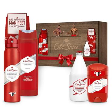 OLD SPICE ORIGINAL PREMIUM GIFT SET