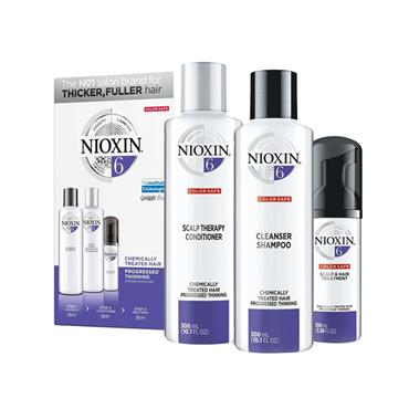 NIOXIN 6 FOR CHEMICALLY TREATED HAIR