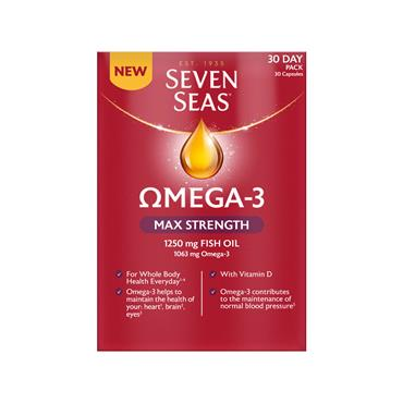 OMEGA-3 MAX STRENGTH 30 DAY PACK