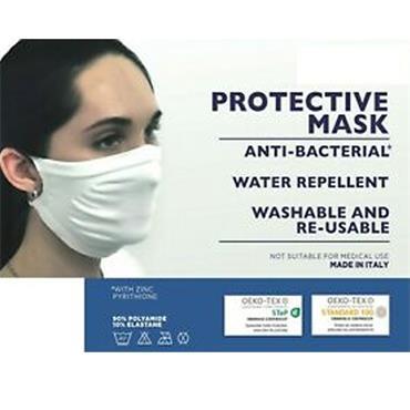 MEDALIN PROTECTIVE FACE MASK
