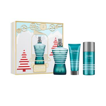 JPG LE MALE 125ML EDT COFFRET